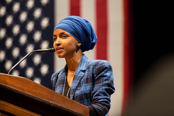 Ilhan Omar, Somali-American legislatior