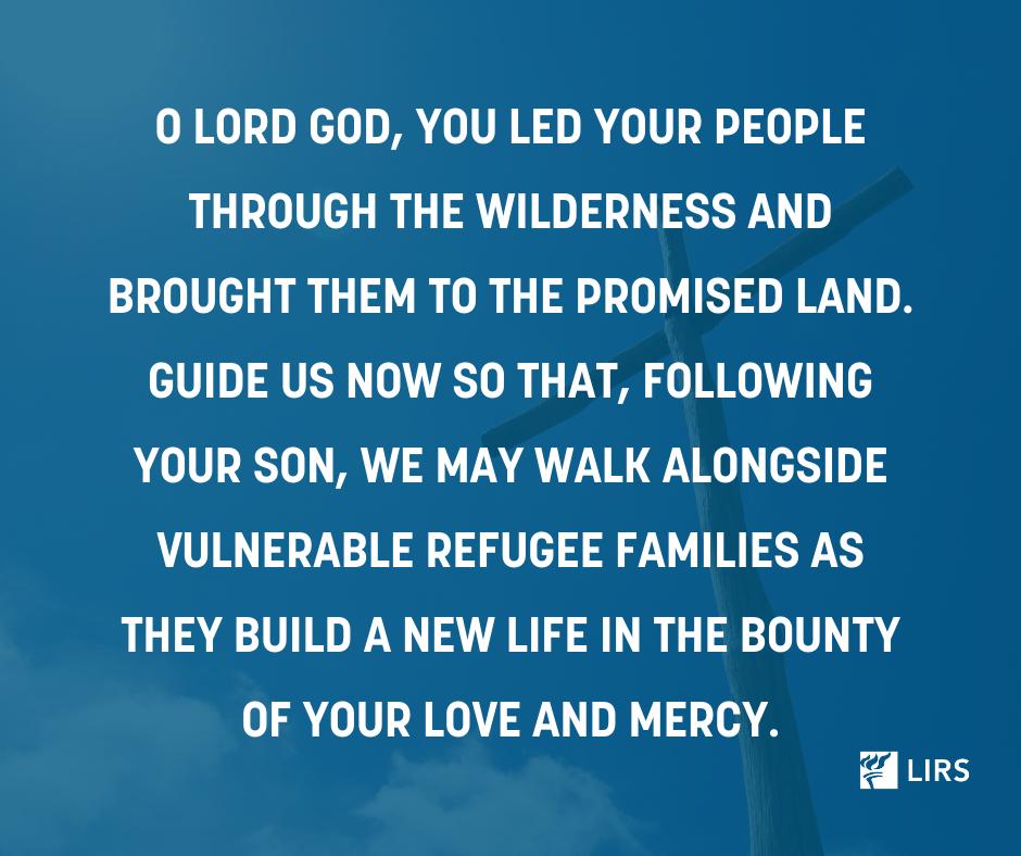 Prayers for Migrants 1